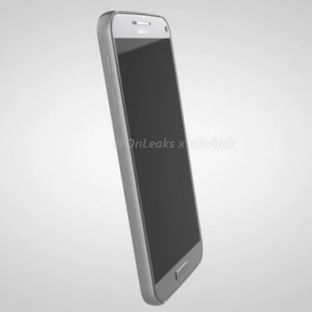 Samsung Galaxy S7 Plus render 1