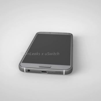 Samsung Galaxy S7 Plus render 2
