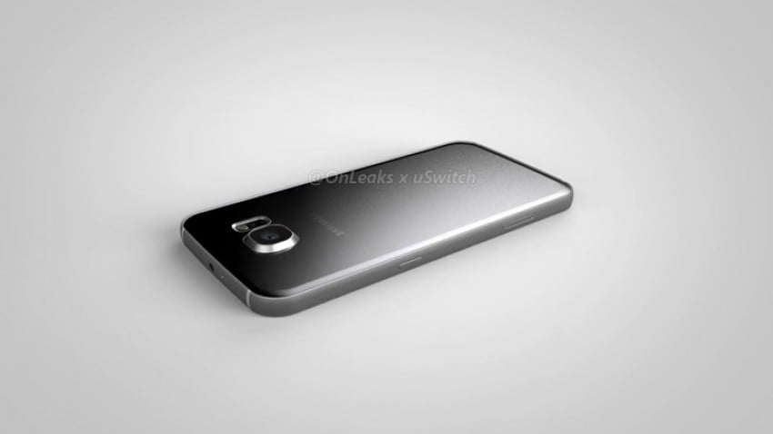 Samsung Galaxy S7 Plus render 3