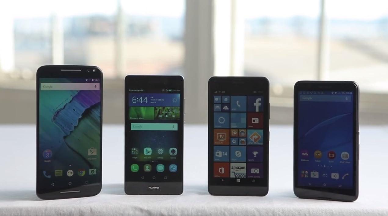 SquareTrade Labs sprawdziło, który smartfon jest najbardziej odporny na zniszczenie 27