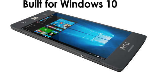 Tabletowo.pl SyncPhone wyprzedzi Surface Phone i będzie pierwszym smartfonem z desktopowym Windowsem 10? Microsoft Smartfony Windows