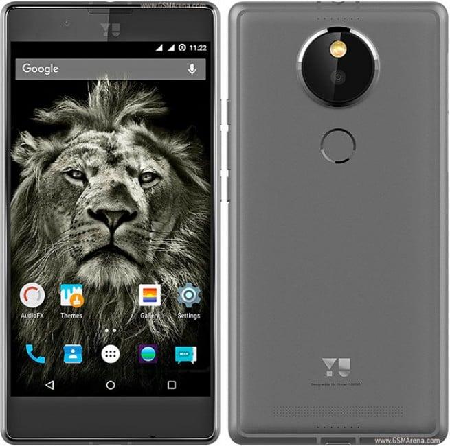 """Tabletowo.pl YU Yutopia (a.k.a. """"Prawdziwa Bestia"""") zaprezentowana Android Smartfony"""