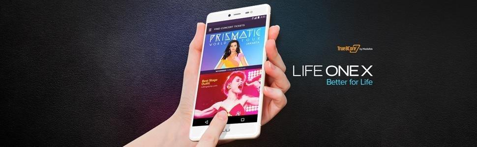 Blu prezentuje niedrogiego smartfona Life One X 20