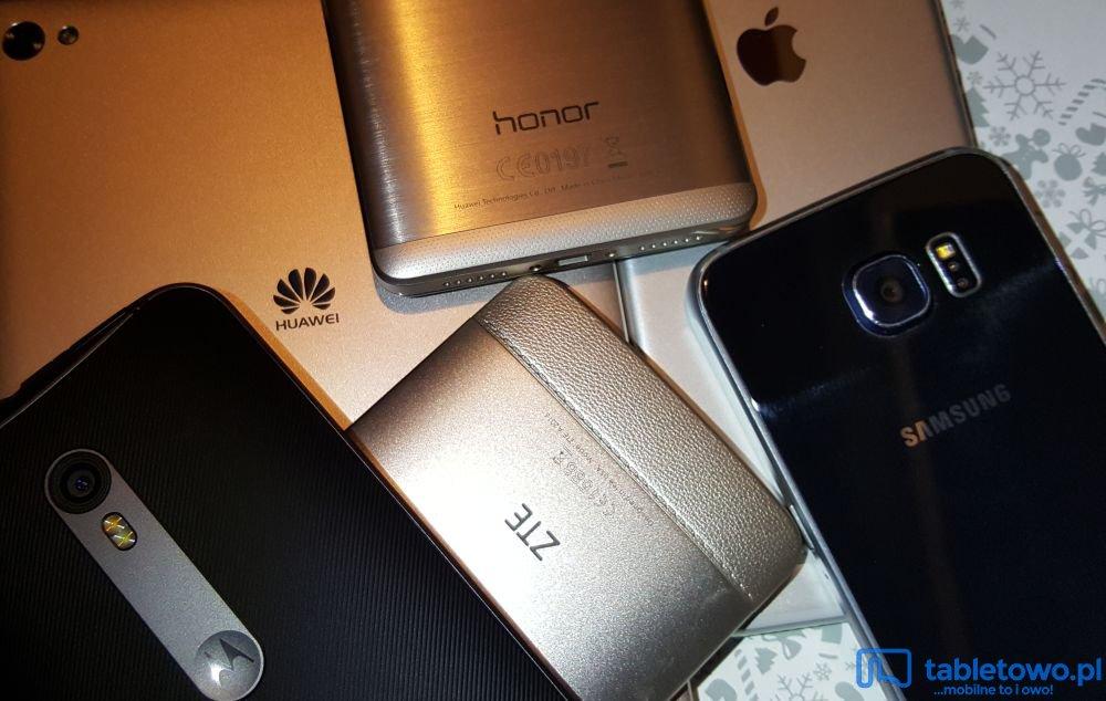Flagowe smartfony 2015 - rewolucja czy ewolucja? 21