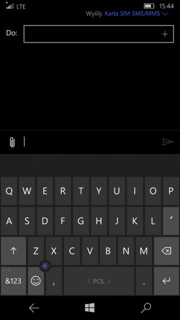 Recenzja Microsoft Lumia 550 30