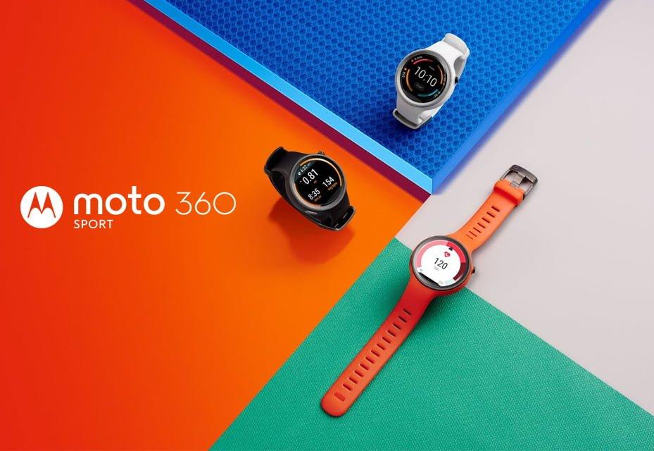 Znamy cenę i datę rozpoczęcia sprzedaży Moto 360 Sport 19