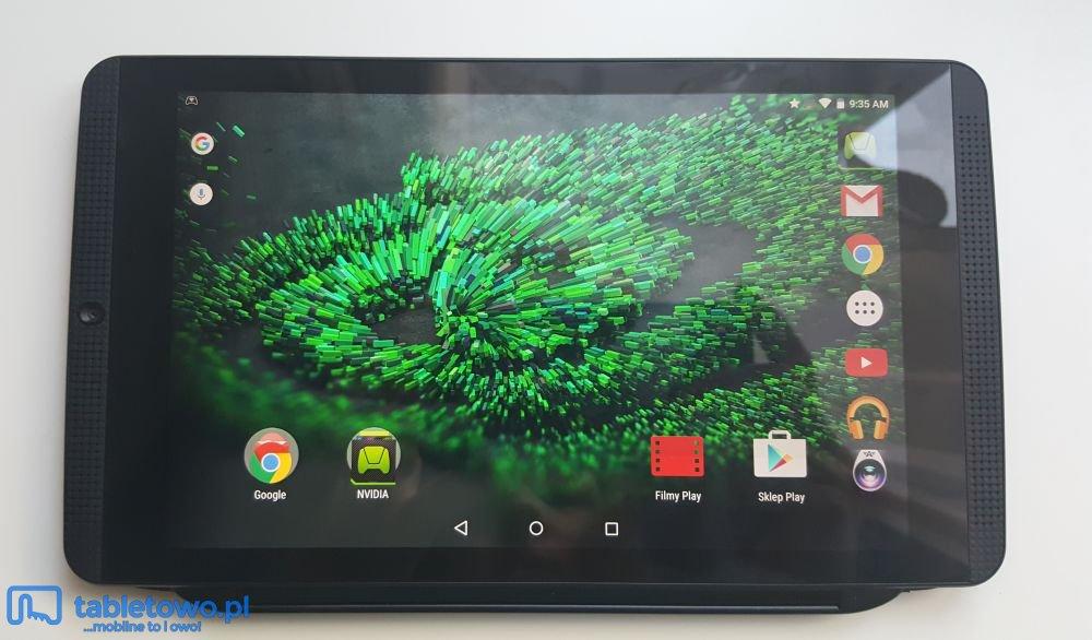 Nvidia Shield Tablet i Shield Tablet K1 dostają Androida Nougat - i takie wsparcie to ja rozumiem! 22