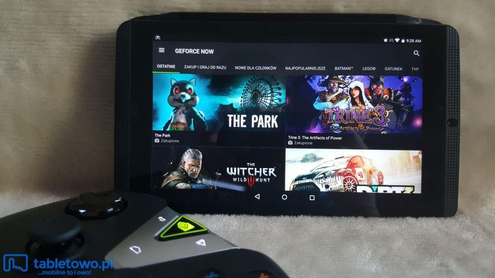 Tabletowo.pl Android Oreo nie dla Nvidia Shield Tablet K1 Aktualizacje NVIDIA Tablety