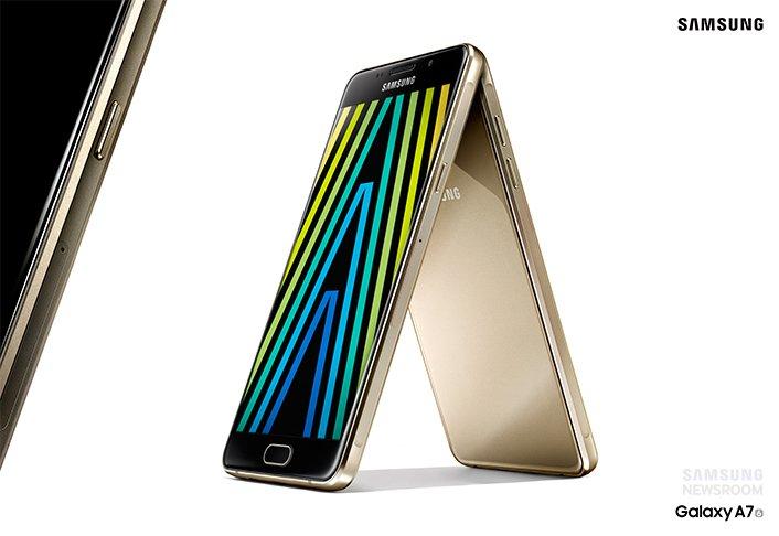 Samsung Galaxy A7 (2017) przeszedł właśnie certyfikację w FCC 23