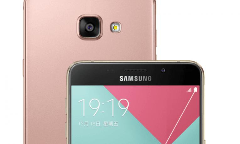 Samsung Galaxy A9 Pro w kolejnym przecieku