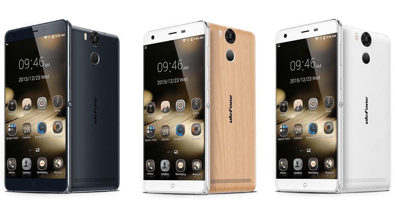 Tabletowo.pl Zadebiutował uleFone Power, kolejny smartfon z akumulatorem o pojemności powyżej 6000 mAh Android Chińskie Smartfony