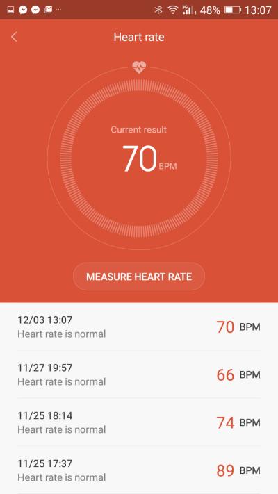 Recenzja Xiaomi Mi Band Pulse Opaski Z Pulsometrem