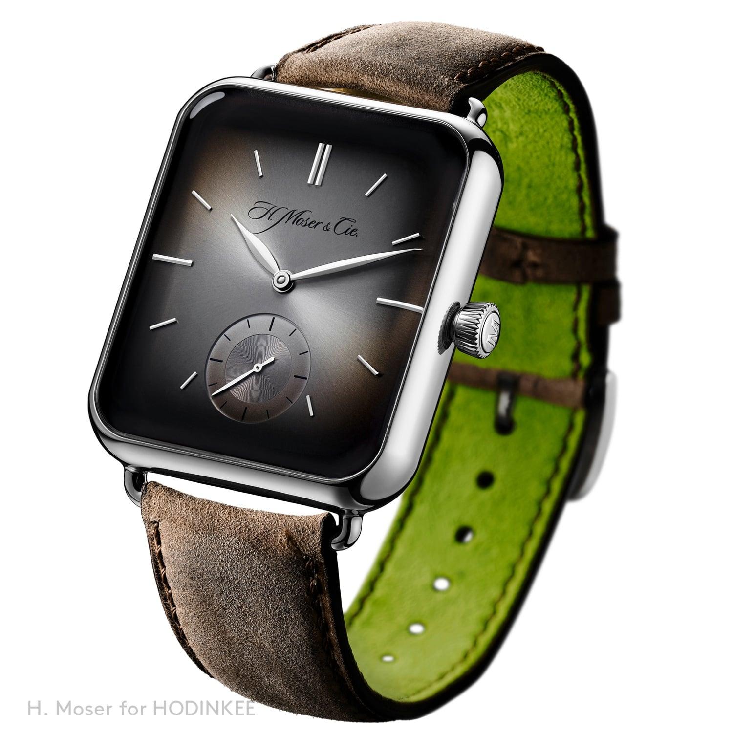 """Alp Watch - analogowa """"kopia"""" Apple Watch za... 25 tysięcy dolarów 17"""