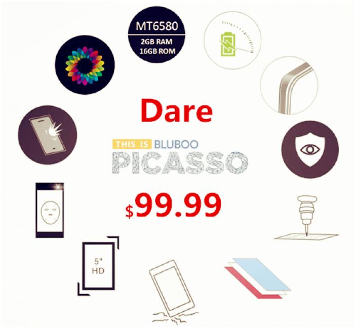 Bluboo Picasso 1
