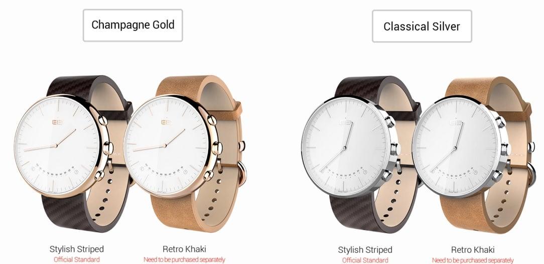 Tabletowo.pl Pierwszy smartwatch w portfolio Elephone, W2, trafił na sklepowe półki Chińskie Wearable