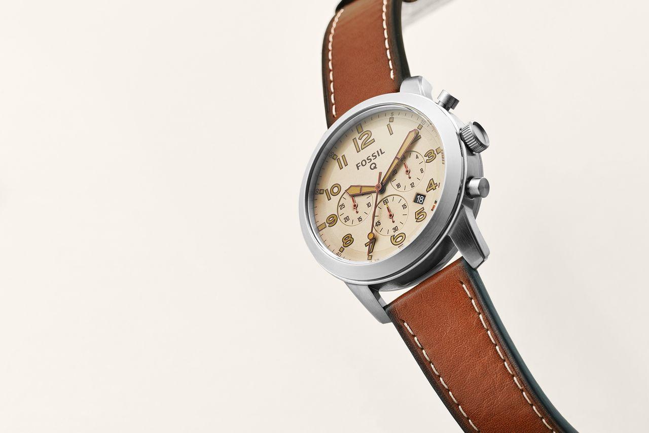 Tabletowo.pl Fossil zwiększa obroty - w przyszłym roku pojawi się jeszcze więcej zegarków z Android Wear Ciekawostki IFA 2017 Wearable