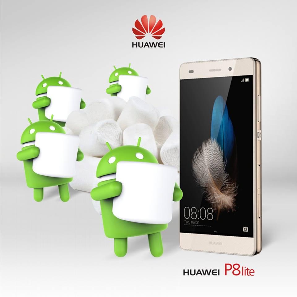 Huawei P8 i P8 Lite dostaną Androida 6.0 Marshmallow i to jeszcze w tym kwartale 26