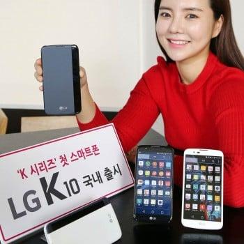 LG K10 3