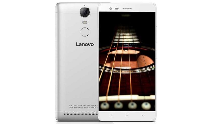 Jest i Lenovo K5 Note z 4GB RAM 21