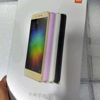 Tabletowo.pl Garść nowych informacji o Xiaomi Mi 5 Android Plotki / Przecieki Smartfony Xiaomi