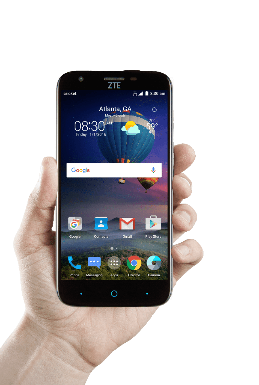 Tabletowo.pl ZTE prezentuje model Grand X 3 Android Smartfony ZTE