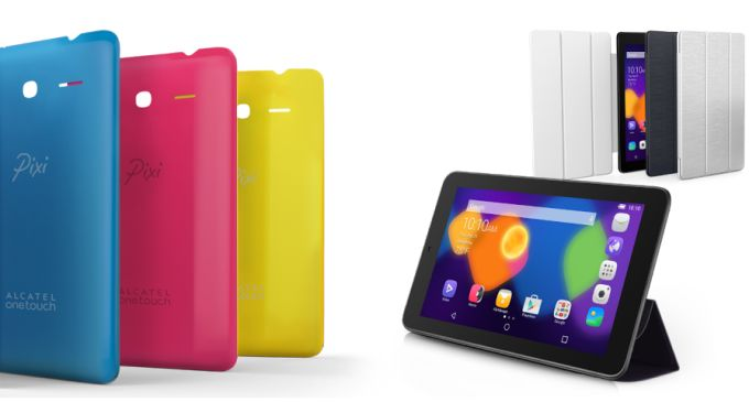 Garść nowych budżetowych urządzeń Alcatela - tablet z Windows 10 Mobile oraz smartfony z Androidem 32