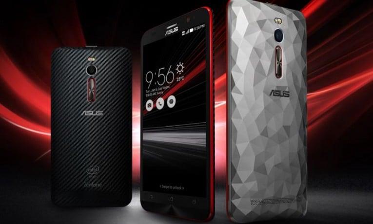 Asus Zenfone 2 Deluxe Special Edition – jeszcze szybsza wersja pierwowzoru z 256GB pamięci