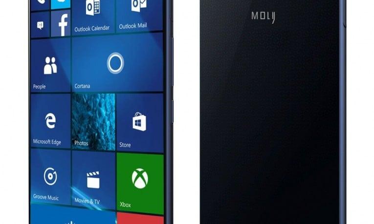 """Coship Moly X1 trafia do sprzedaży – ciekawy """"średniak"""" z Windows 10 Mobile"""
