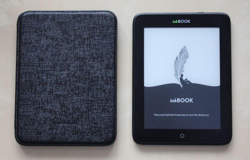 Recenzja czytnika InkBOOK Obsidian 17