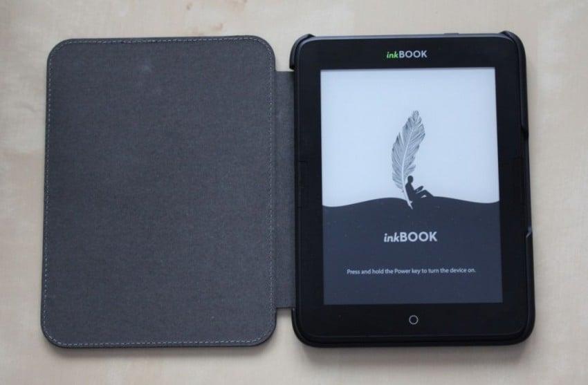Recenzja czytnika InkBOOK Obsidian 20
