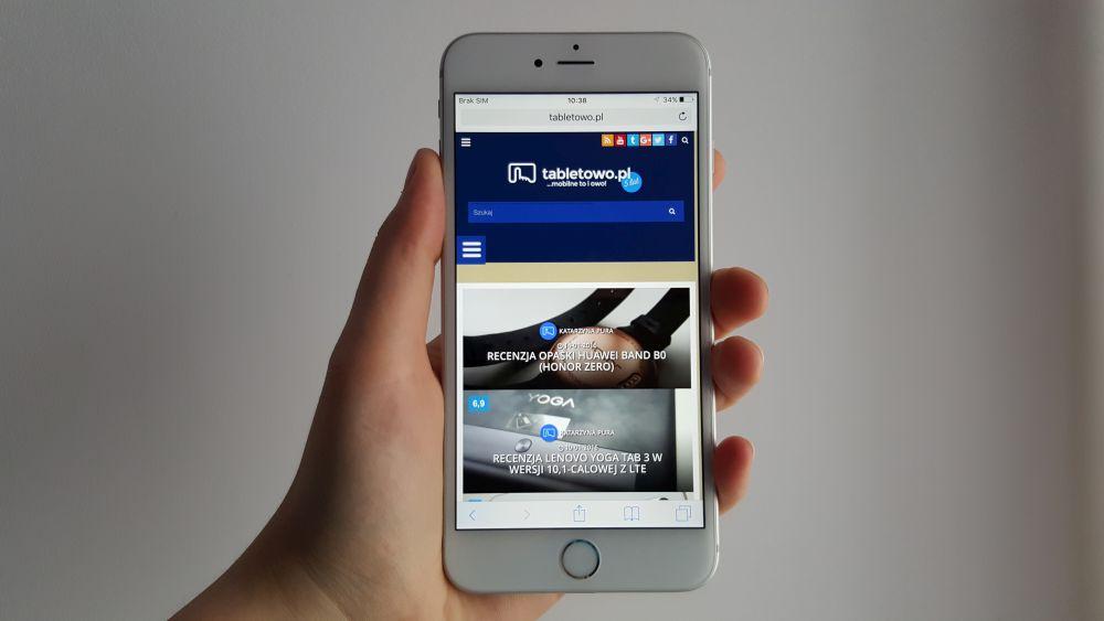 Tabletowo.pl Apple podobno ma w planach iPhone'a z 5,8-calowym wyświetlaczem AMOLED Apple iOS Plotki / Przecieki Smartfony