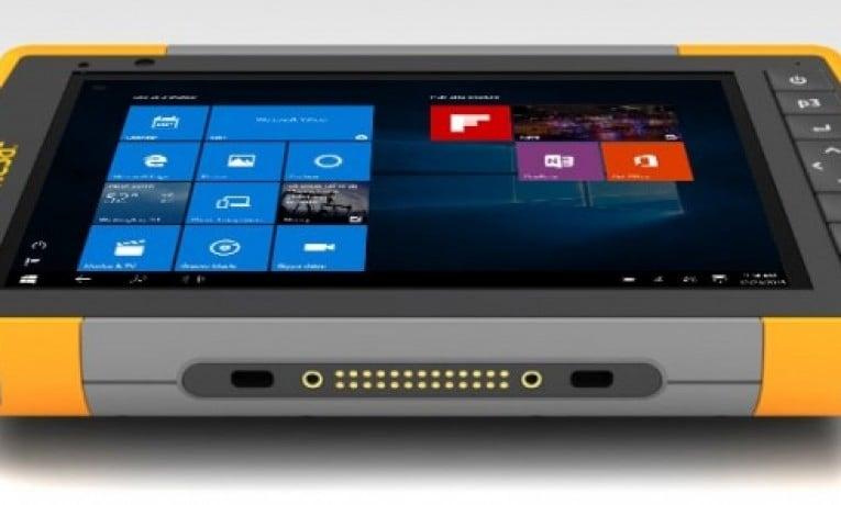 Mesa 2 – nowy wytrzymały tablet z Windows 10