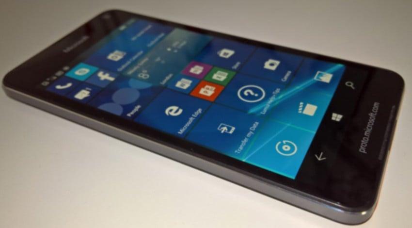 Tabletowo.pl Kolejne wieści na temat cen Xiaomi Mi 5 oraz Microsoft Lumia 650 Android Microsoft Plotki / Przecieki Smartfony Windows Xiaomi