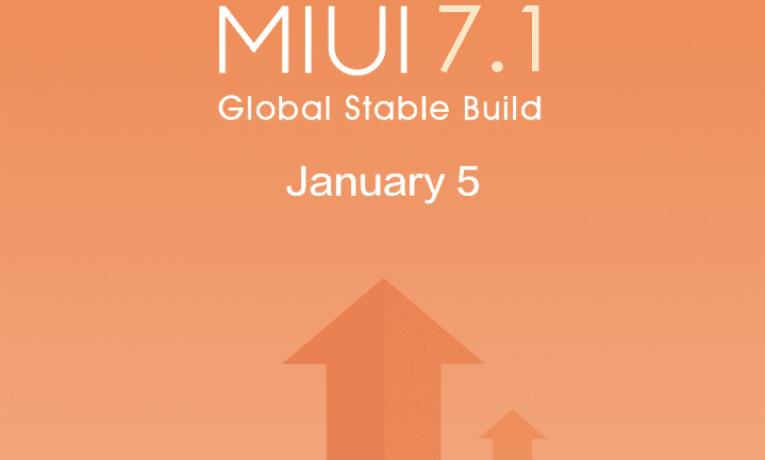 MIUI 7.1 już jutro zostanie udostępniony dla wybranych urządzeń Xiaomi