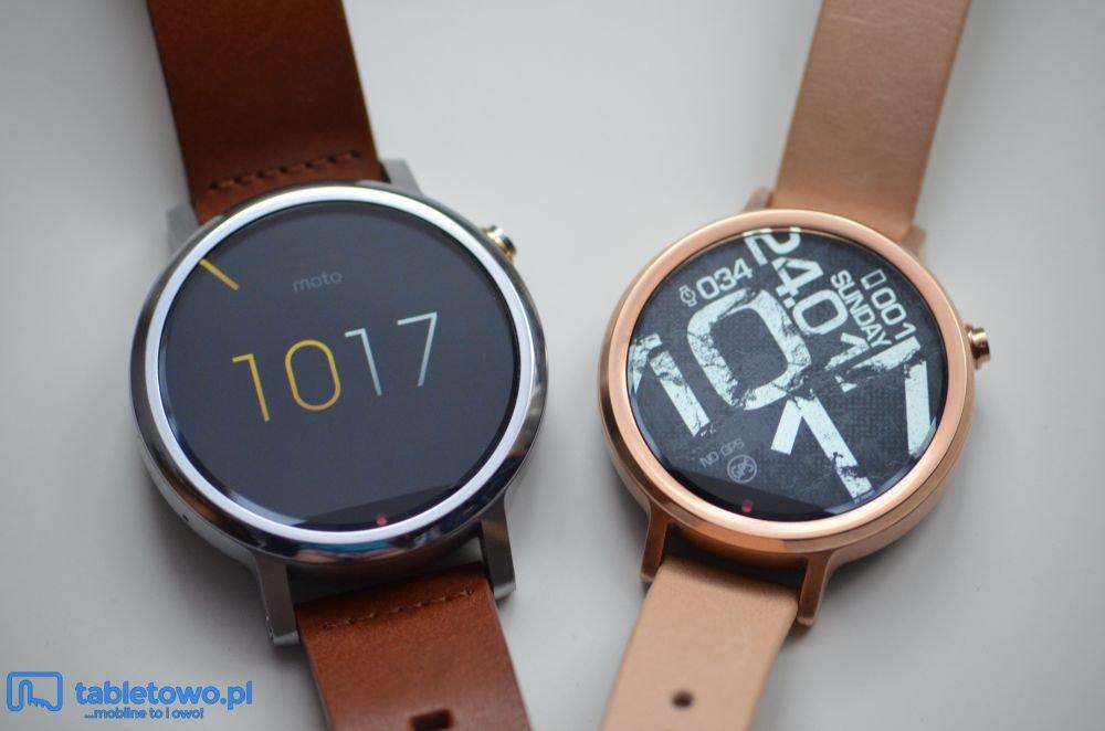 Tabletowo.pl Nowa wersja Android Wear trafia sukcesywnie na Moto 360 drugiej generacji Aktualizacje Android Lenovo Motorola Wearable