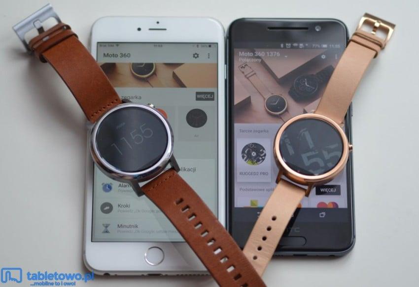 Tabletowo.pl Recenzja Moto 360 drugiej generacji (42 i 46 mm) i współpraca z Androidem i iOS Android iOS Motorola Recenzje Wearable