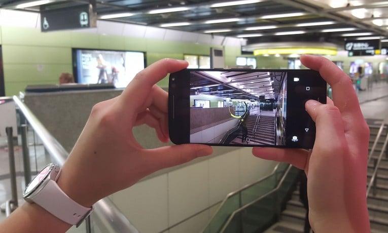 Shenzhen i Hong Kong w obiektywie Lenovo Moto X Style