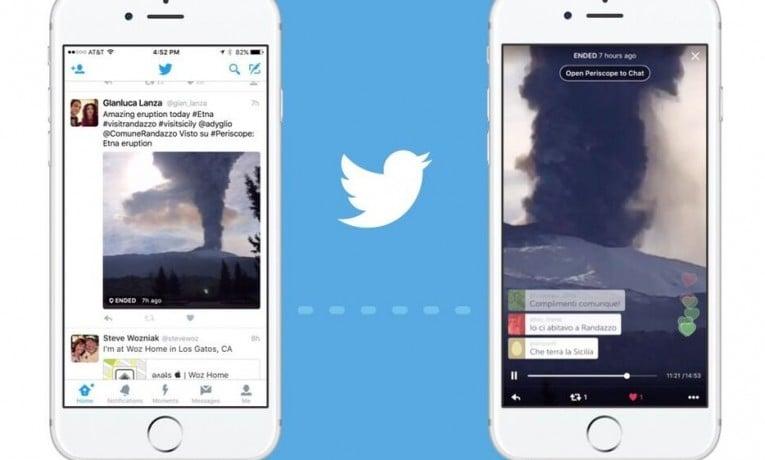 Periscope bezpośrednio na Twitterze – bez konieczności instalowania aplikacji