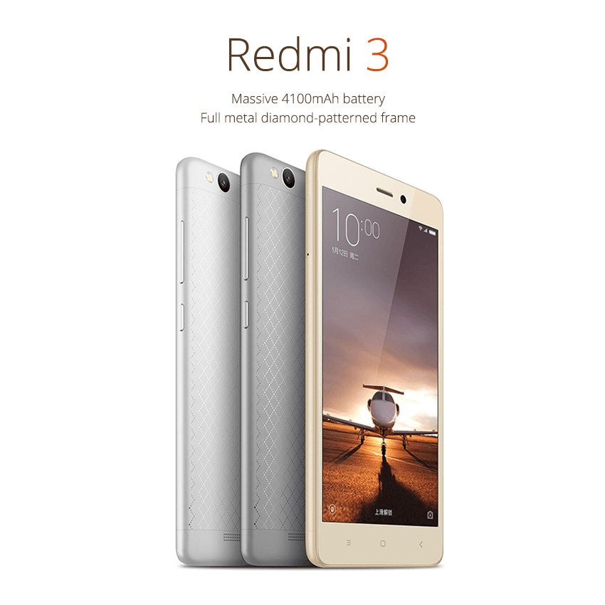 Xiaomi znów to zrobiło! Redmi 3 - nowy, znakomity smartfon z baterią 4100 mAh 20
