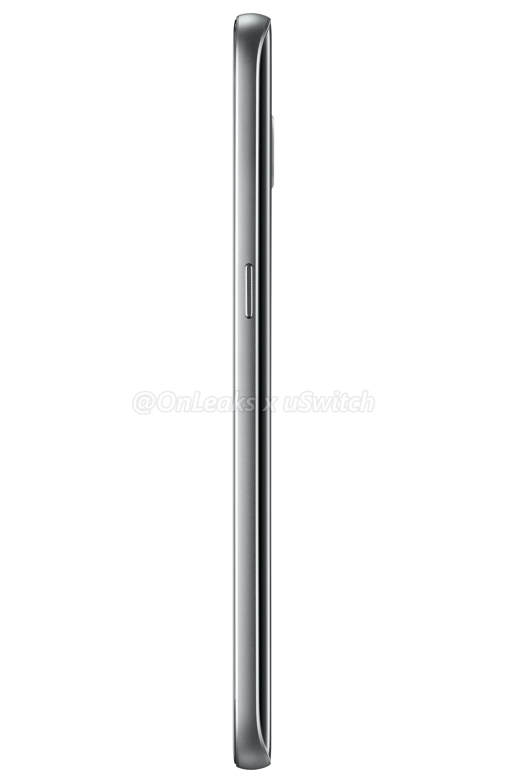 001 Samsung Galaxy S7 Black Czarny 05
