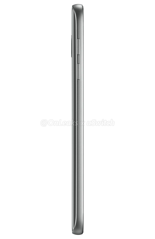 001 Samsung Galaxy S7 Black Czarny 06