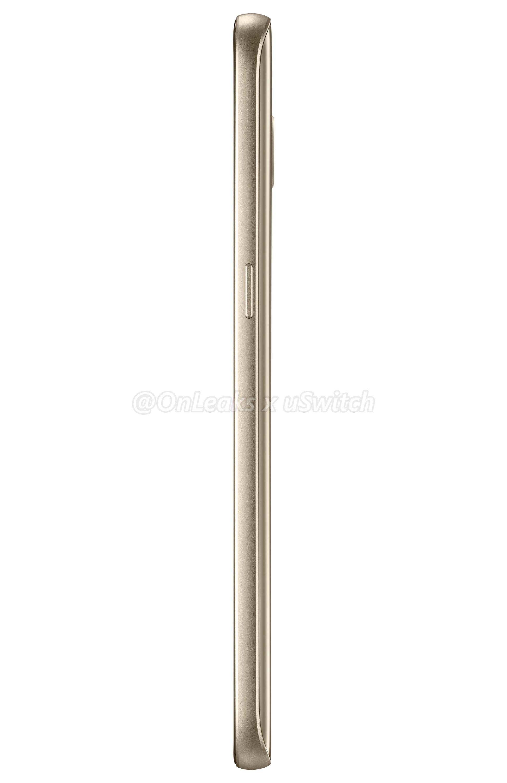 001 Samsung Galaxy S7 Gold Złoty 05