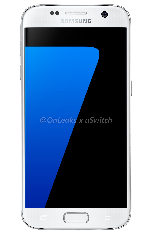 001 Samsung Galaxy S7 White Biały 01