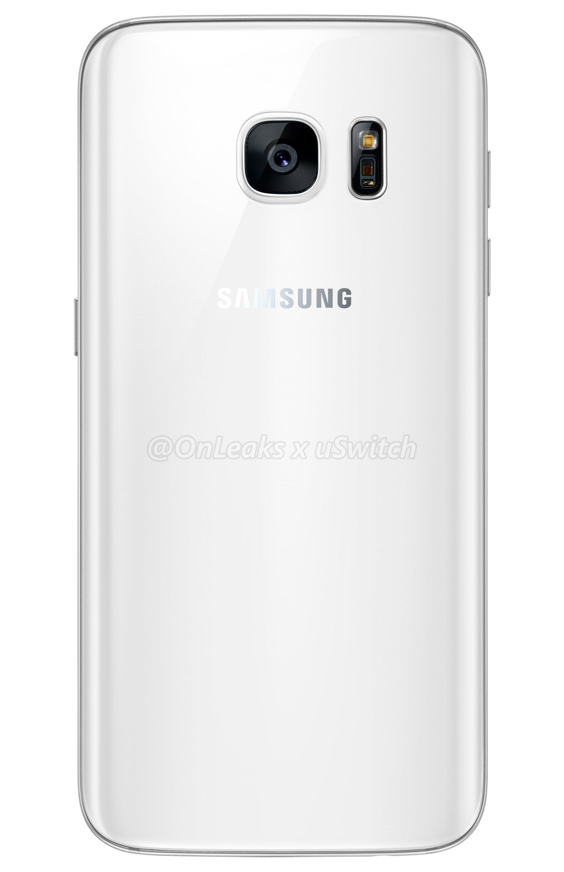001 Samsung Galaxy S7 White Biały 02