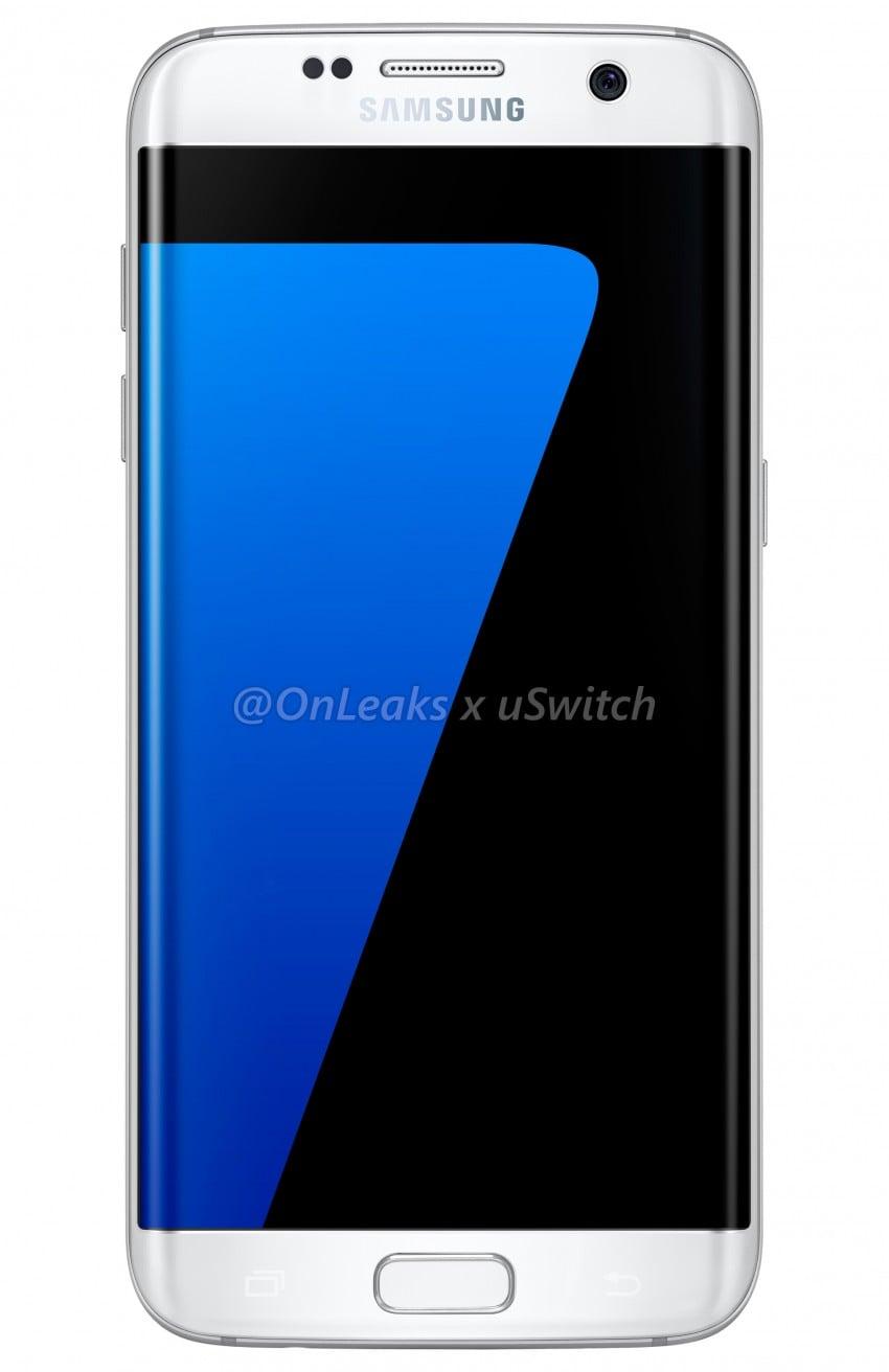 002 Samsung Galaxy S7 Edge White Biały 01