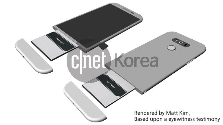 Magic Slot faktycznie może pojawić się w LG G5 17