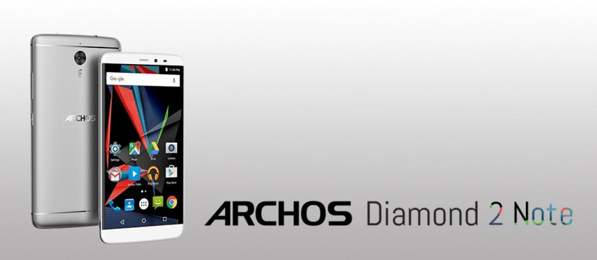 Archos serie diamond