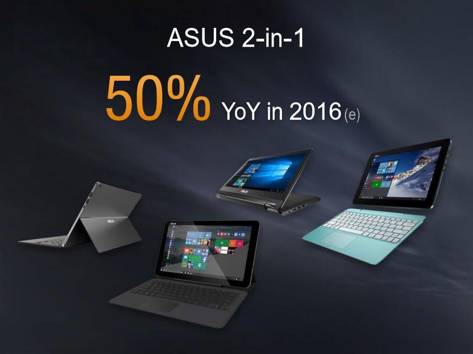 Asus hybryda hybrydy Microsoft Surface