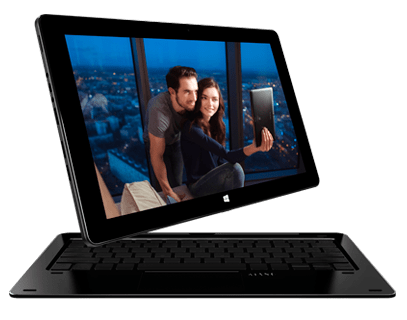 Tabletowo.pl Intelect X1 HD i X1 FHD - dwie hybrydy od Kiano z Windows 10 Home Hybrydy Windows