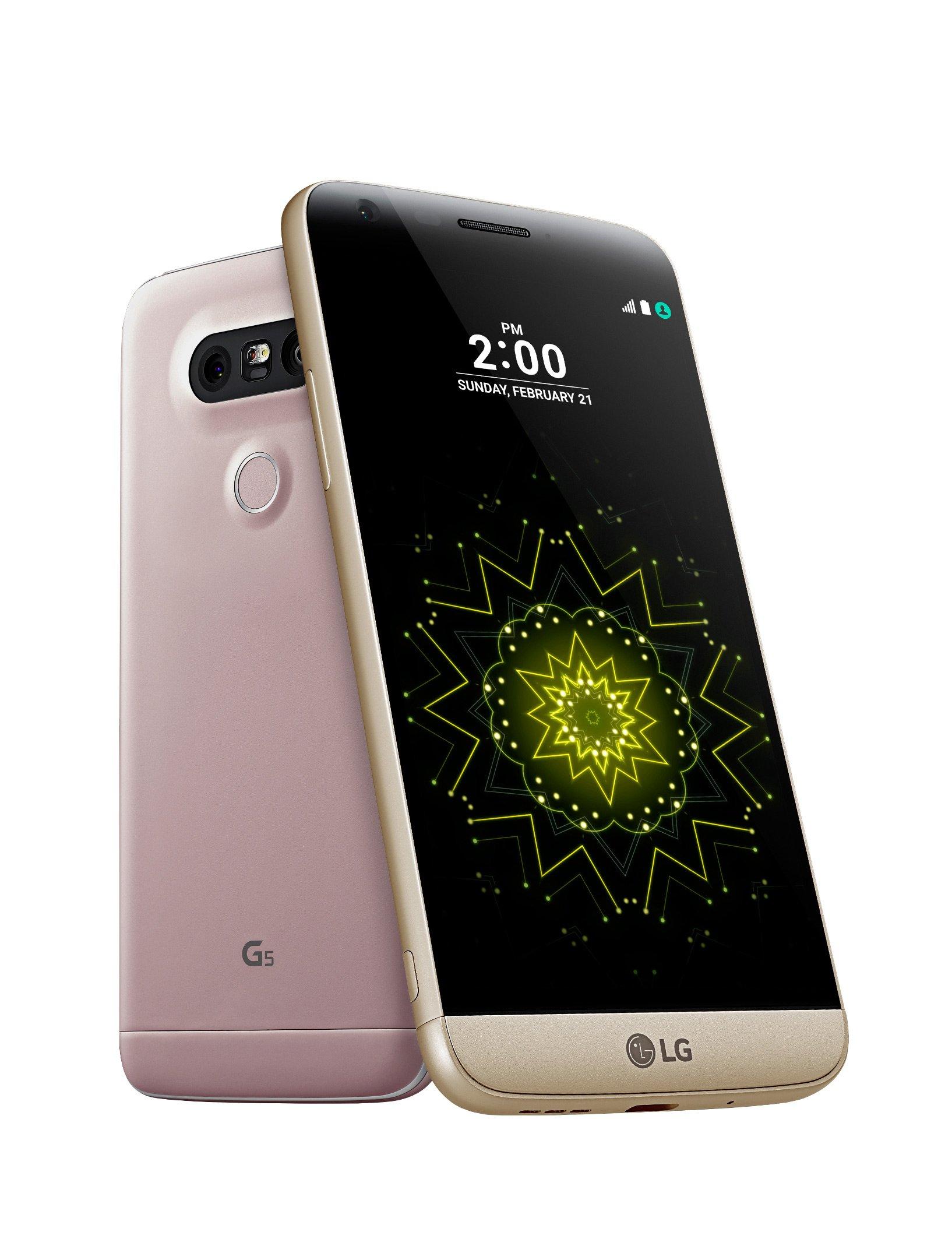 LG G5 w końcu oficjalnie! Wymienna bateria i dodatkowe moduły stają się faktem 22